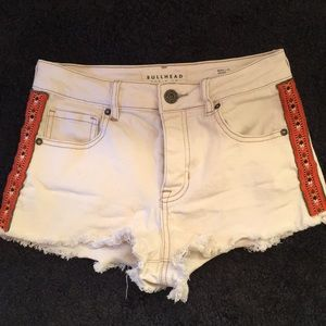 Bullhead High Rise Shorts sz 5
